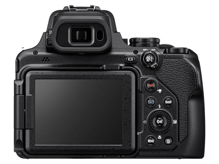 """Nikon Coolpix P1000: фотокамера со 125-кратным оптическим зумом"""""""