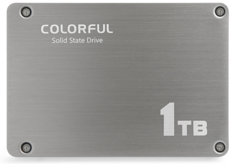 cf2 - Colorful SL500 Boost: SSD-накопитель вместимостью 1 Тбайт
