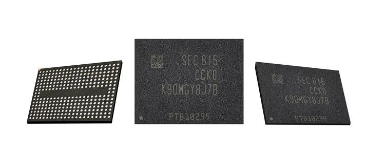 s 02 - Samsung приступила к производству 96-слойной памяти 3D NAND
