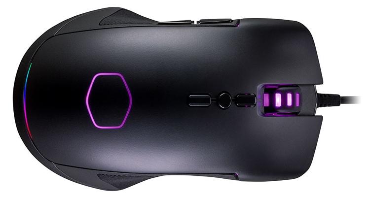 """Игровая мышь Cooler Master CM310 получила датчик на 10 000 DPI"""""""
