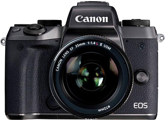 """Canon готовит запуск первой полноформатной беззеркалки в 2018 году"""""""