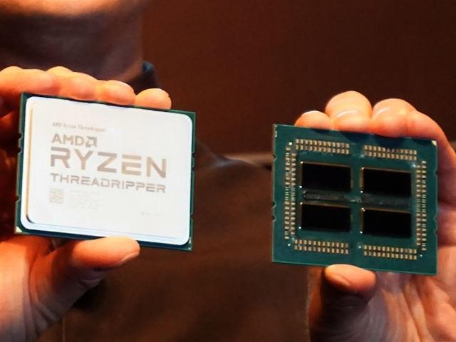 AMD 2nd Gen Ryzen Threadripper 02 - Процессоры Ryzen Threadripper 2000 будет представлены в середине августа
