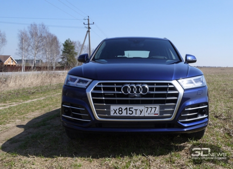 """Huawei и Audi договорились о создании подключённых автомобилей"""""""