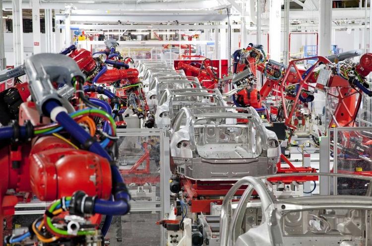 """Tesla подписала соглашение о строительстве в Китае завода по выпуску 500 тыс. электромобилей в год"""""""