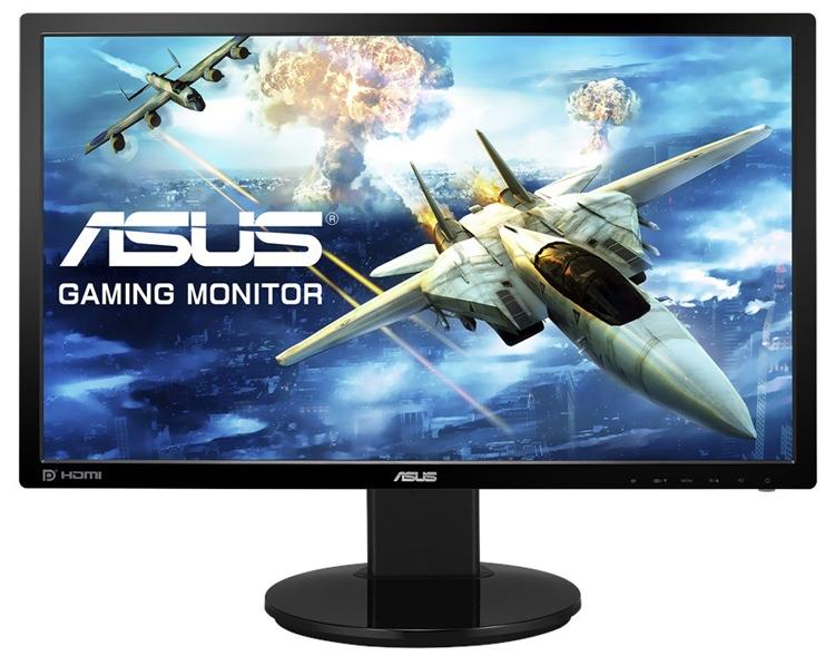 """Игровой монитор ASUS VG248QZ обладает частотой обновления в 144 Гц"""""""