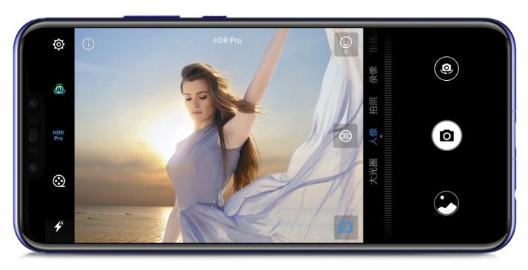 "Дебют фаблета Huawei Nova 3: экран Full HD+ с вырезом и четыре камеры"""