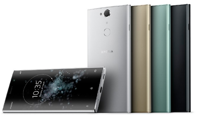 Сони представила смартфон Xperia XA2 Plus