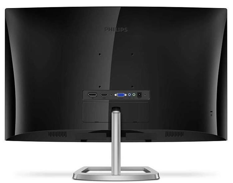 """Новый изогнутый монитор Philips обеспечивает расширенную цветовую палитру"""""""