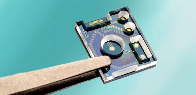 Универсальный датчик контроля над качеством водой и её объёмами (Imec)