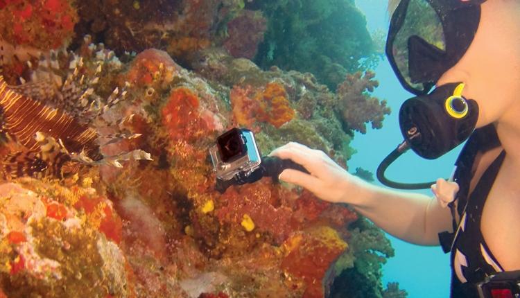 "Объём продаж экшен-камер GoPro Hero превысил 30 млн штук"""