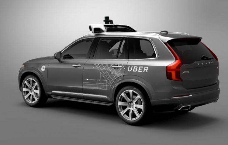 """В Uber уволили 100 участников проекта по тестированию робомобилей"""""""
