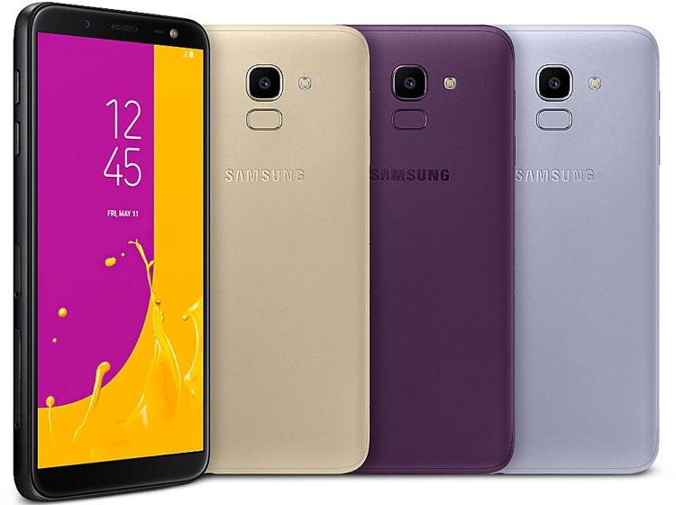 Смартфон Galaxy J6