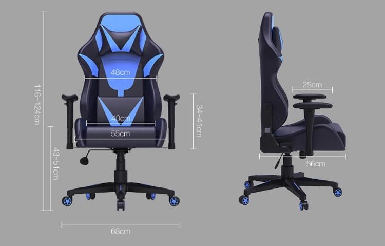 "Xiaomi AutoFull Gaming Chair: кресло для киберспортсменов"""