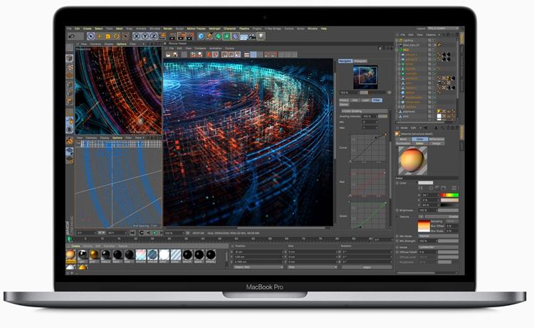 """Apple обновила MacBook Pro: шестиядерный процессор и до 32 Гбайт ОЗУ"""""""