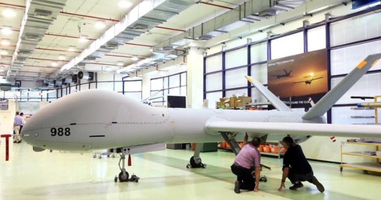 Израильские ученые создали новый военный беспилотник