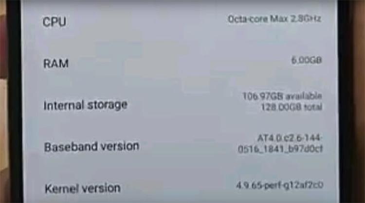 """Смартфон Xiaomi Pocophone F1 замечен в Интернете"""""""