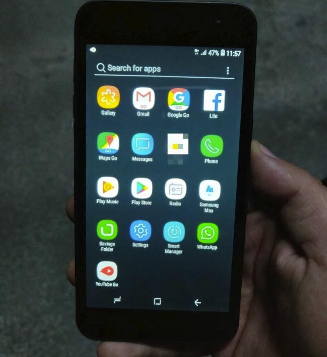 "Регулятор подтвердил разработку первого Samsung-смартфона Android Go"""