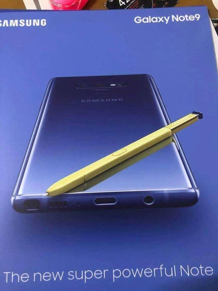 """Раскрыта стоимость фаблета Samsung Galaxy Note 9"""""""