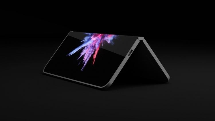 """Складной планшет Microsoft Andromeda отложен на год для доработки"""""""