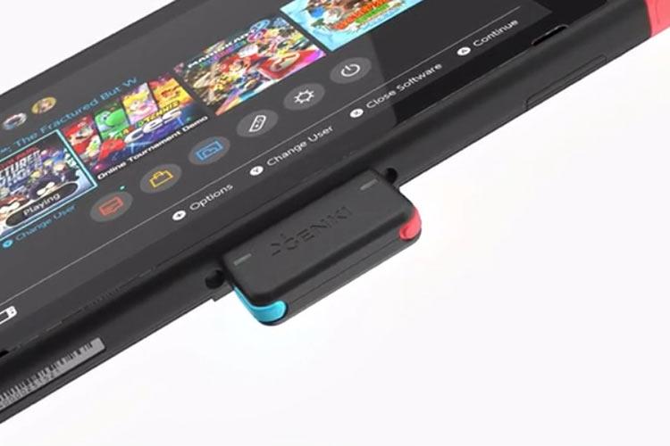 """Адаптер для Nintendo Switch обещает поддержку Bluetooth-гарнитур"""""""