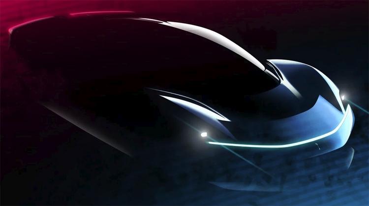 Компания Pininfarina разрабатывает гибридный гиперкар смощностью 2000 «лошадей»