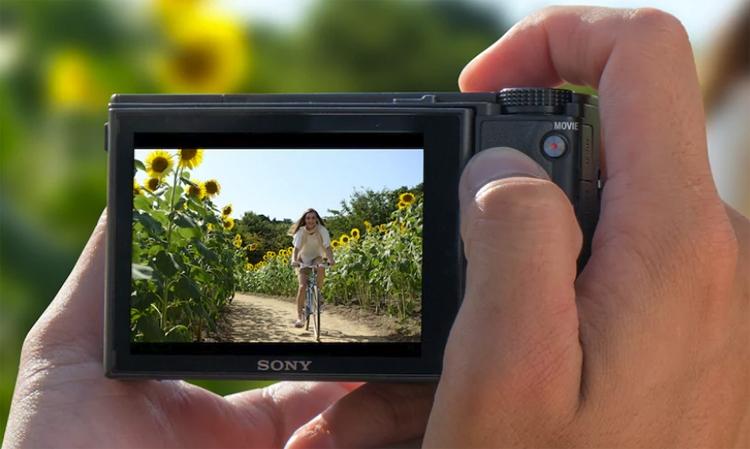 """Sony выпустила улучшенную версию фотоаппарата RX100 V"""""""