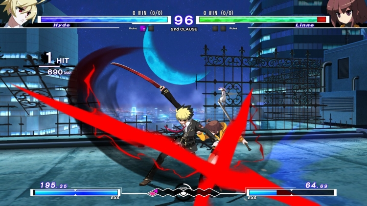 На ПК выйдет аниме-файтинг Under Night In-Birth Exe:Late[st], бывший эксклюзивом PlayStation