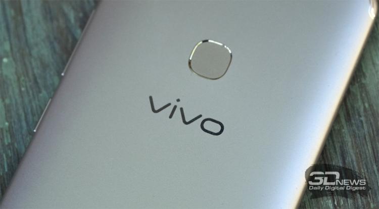 """Новый смартфон Vivo X-Series получит до 10 Гбайт оперативной памяти"""""""