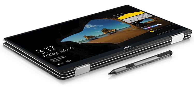 """Новый ноутбук-трансформер Dell XPS 13 получит процессор Intel Amber Lake"""""""
