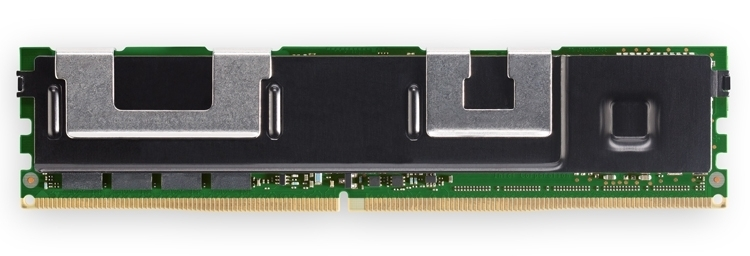 Модуль памяти NVDIMM Intel Opane DC на памяти 3D XPoint