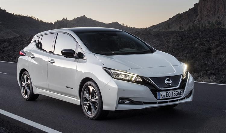"""Самым популярным электромобилем в Европе в 2018 году стал Nissan Leaf"""""""