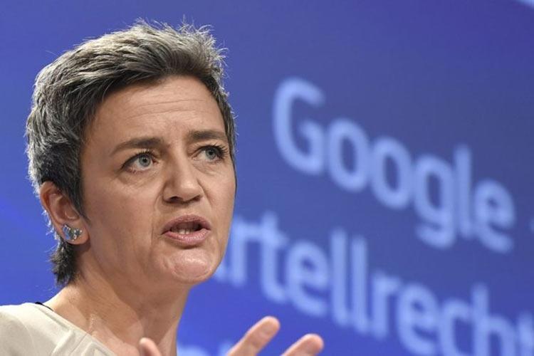 Маргрет Вестагер, глава антимонопольного комитета ЕС