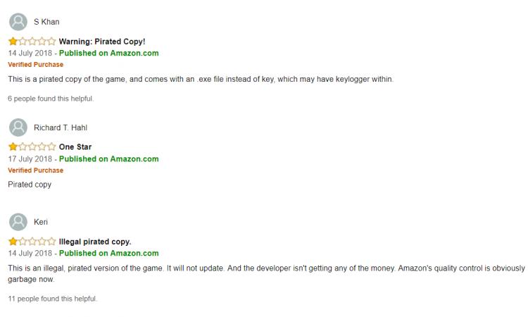 Отзывы о Surviving Mars на Amazon за $3,99