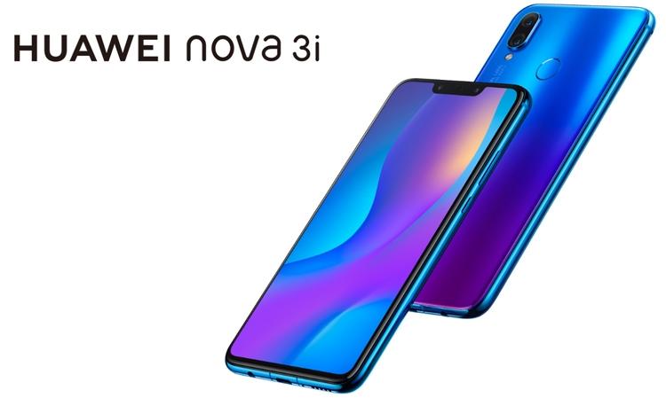 """Huawei Nova 3i: смартфон с 4 камерами и большим экраном за $300"""""""