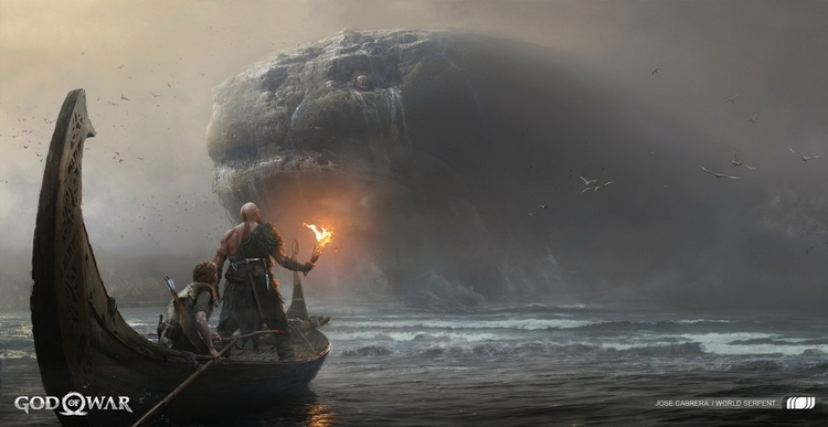 Новая God of War в разработке? Santa Monica ищет художников для работы над монстрами и богами