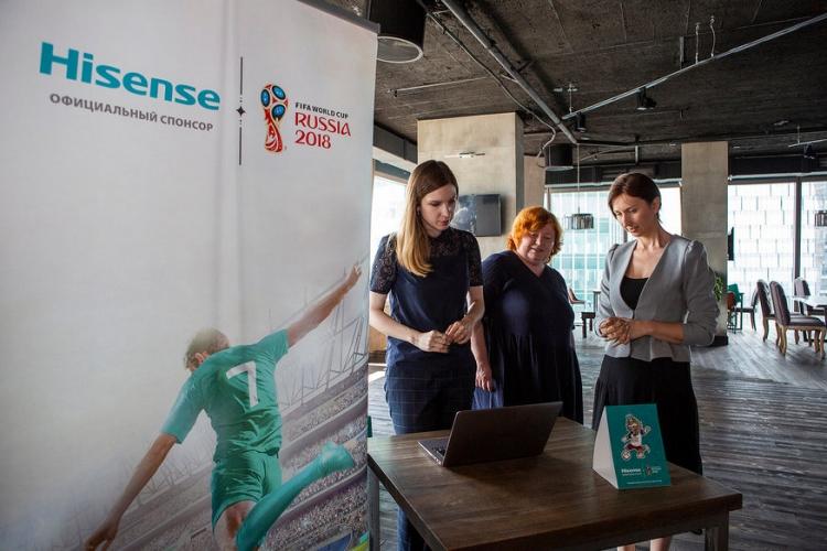 """Компания Hisense рассказала о стратегии и крупных сделках"""""""