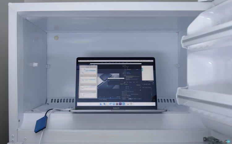 """Новый MacBook Pro оказался хуже прошлогоднего из-за перегрева"""""""
