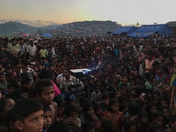 Фотограф года — гран-при. Яшим Салам. Бангладеш.