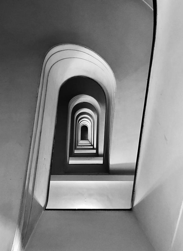 Первое место — архитектура. Массимо Грациани. Италия.