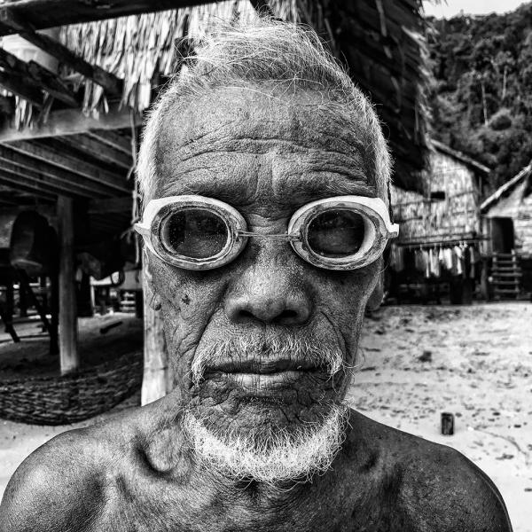 Первое место — портрет. Скотт Вудворд. Сингапур.