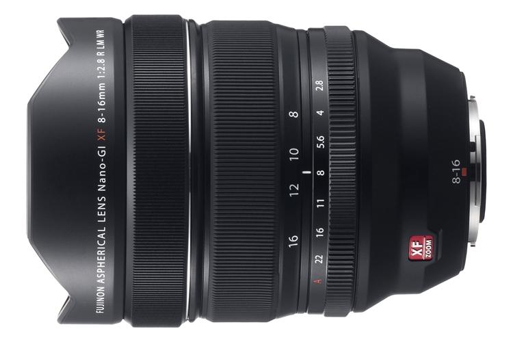 """Объектив Fujinon XF 8-16mm F2.8 R LM WR обойдётся в $2000"""""""