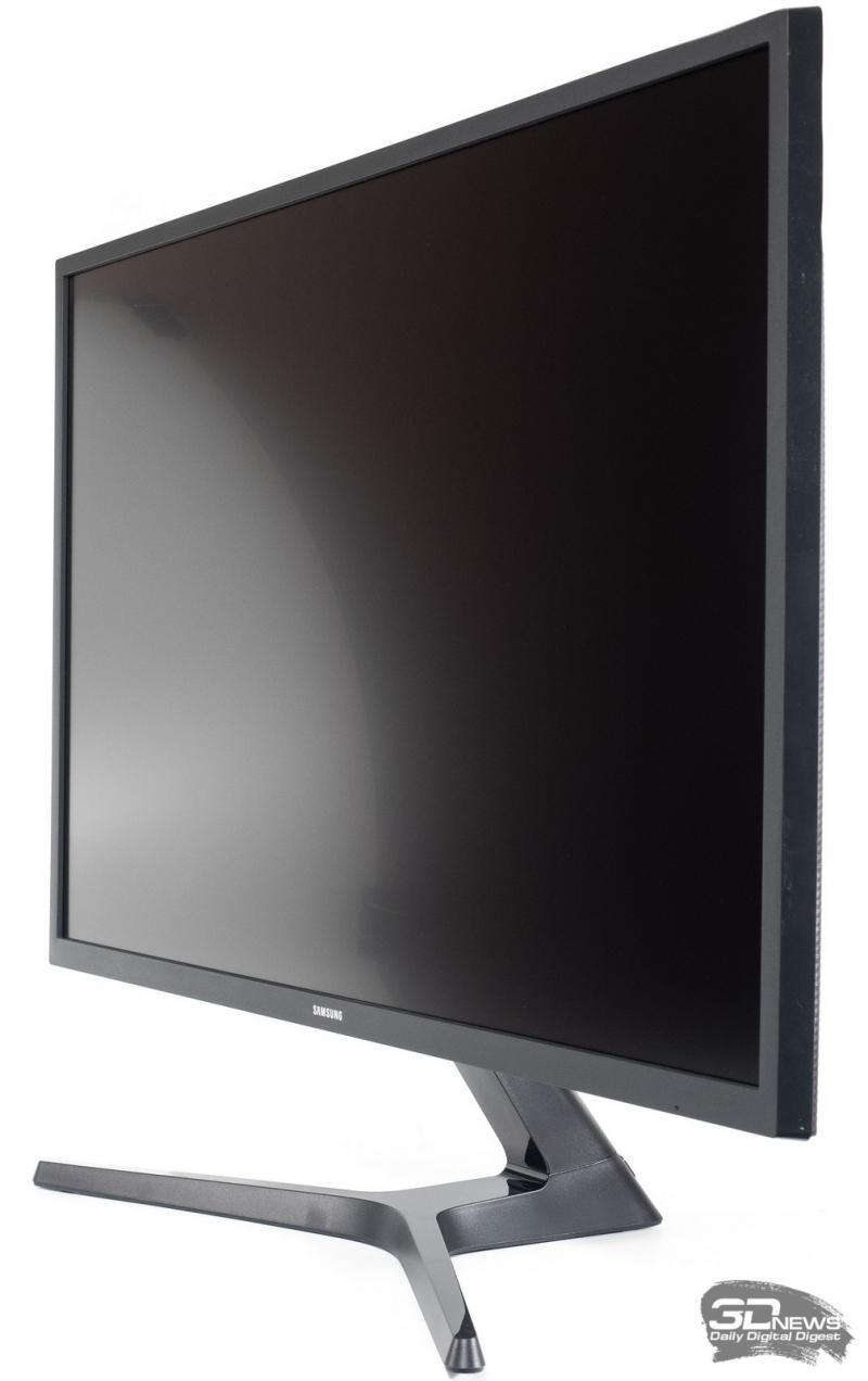 Монитор led черный цвет