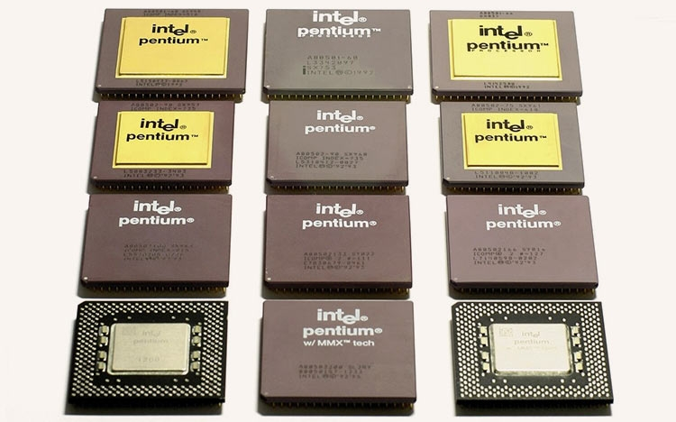 Семейство Pentium 1