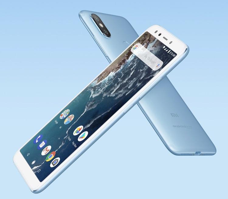 """Xiaomi Mi A2 и Mi A2 Lite: смартфоны среднего уровня с двойной камерой"""""""