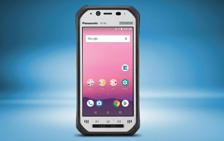 "Panasonic Toughbook FZ-N1: гибрид смартфона и прочного карманного ПК"""