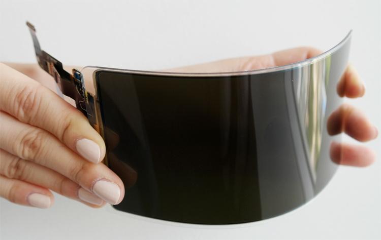 """В Samsung созданы «неубиваемые» OLED-дисплеи"""""""