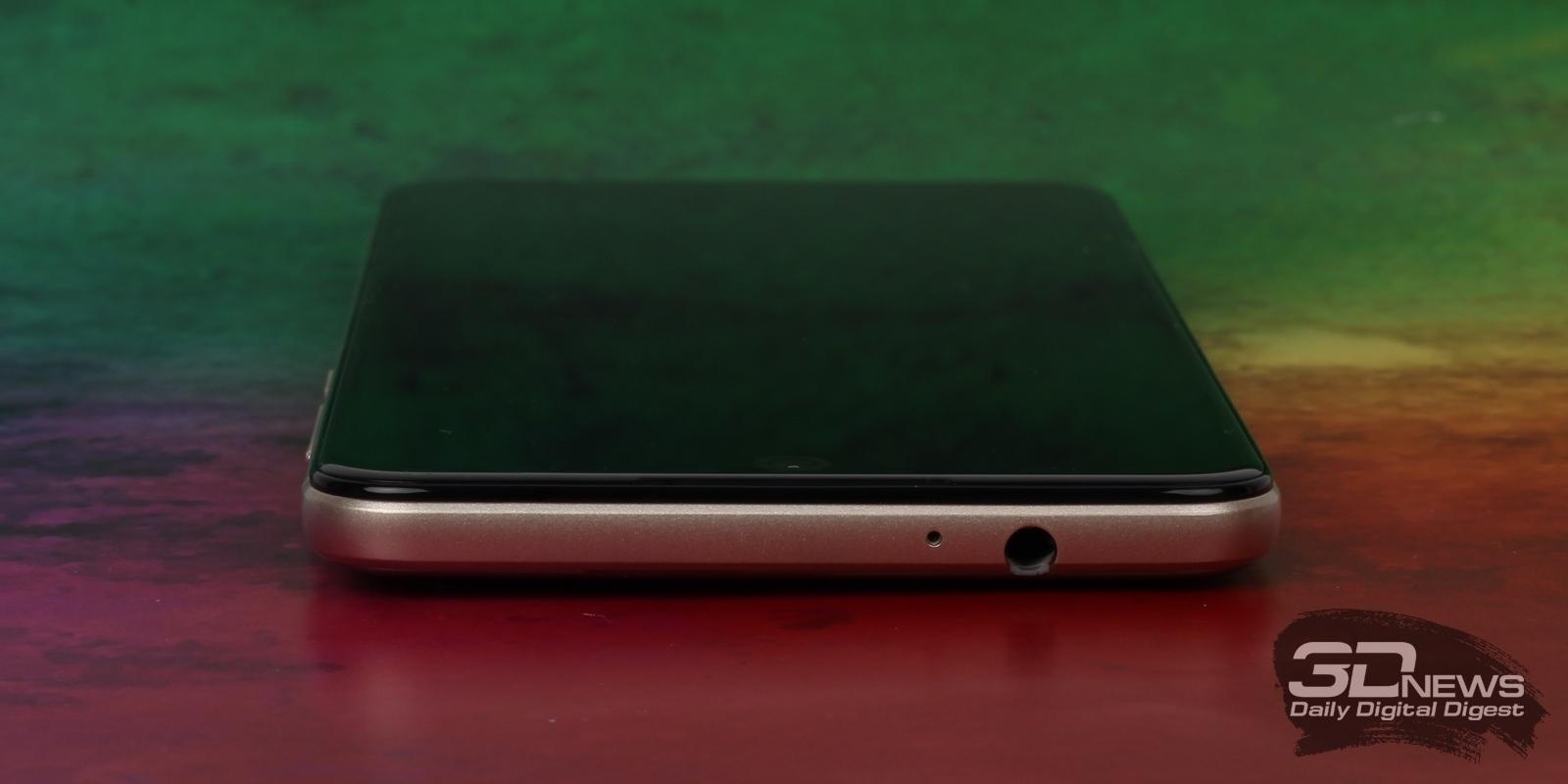 b902157976c2f Обзор смартфона BQ Universe: бюджетник с декольте / Смартфоны