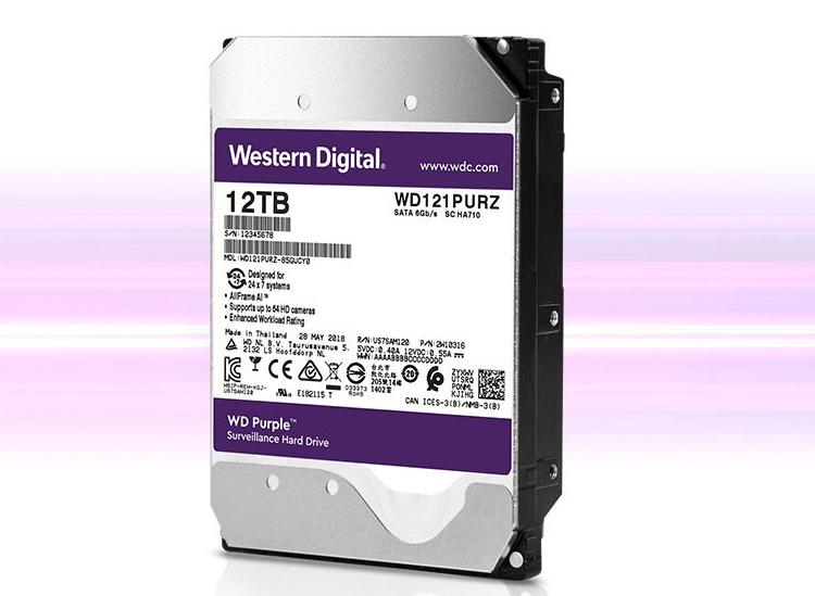 """Western Digital увеличила квартальные поставки жёстких дисков на 2,6 млн штук"""""""