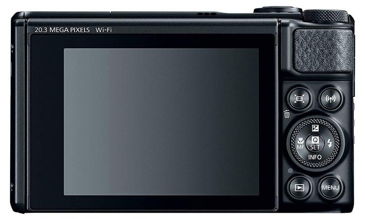 """Canon PowerShot SX740 HS: компактная фотокамера с 40-кратным оптическим зумом"""""""