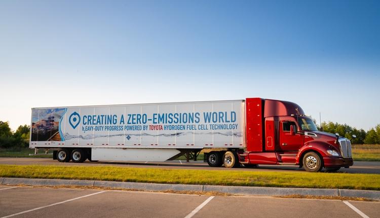 """Toyota Project Portal 2.0: новый грузовик на топливных элементах"""""""